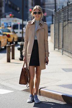 New York Fashion Week Street Style Spring 2015