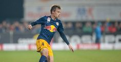 Profilseite von FC Red Bull Salzburg Verteidiger Peter Ankersen