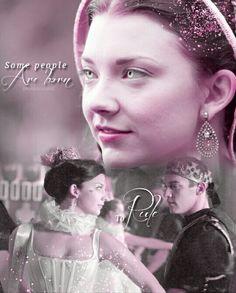 Anne Boleyn-Born to rule