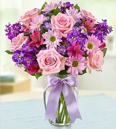 Our #Lavender dreams #bouquet will perfectly express your feelings! #MothersDay