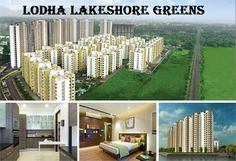 Lodha Group comes with brand-new residential project Lodha Lakeshore Greens in Palava City in Mumbai. Spread over 65 acres, it has 14 storey towers, lavish #amenities, chic #interiors and attractive payment plan. Click at Favista.com for more details.