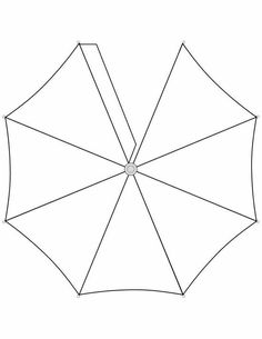 Molde paraguas