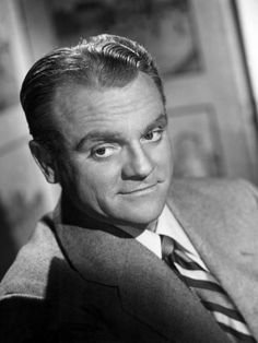 "James Cagney. He was known for being an on-screen tough guy, but my favorite movie of his was ""Yankee Doodle Dandy."" He was a great dancer."