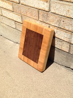 Maple And Walnut Chopping Board