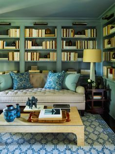 GAMBREL BLUE - Mark D. Sikes: Chic People, Glamorous Places, Stylish Things