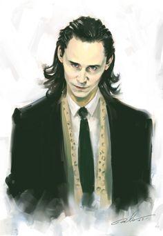 Loki- the inspiration for my devil
