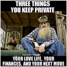 Three things you keep private your love life your finances and your Best Inspirational Quotes, Great Quotes, Motivational Quotes, Funny True Quotes, Wise Quotes, Political Quotes, Badass Quotes, Wise Words, Favorite Quotes