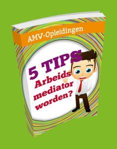 5 tips om te kijken of arbeidsmediation bij jou past? - AMV-Opleidingen