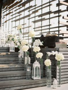 Beautiful wedding decor: http://www.stylemepretty.com/2014/10/06/classic-white-wedding-in-bali/ | Photography: Angga Permana - http://anggapermanaphoto.com/