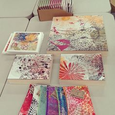 Art & Zipperbags & Cards heading out to Sumi in Silverlake!