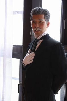 Tanaka san - Kuroshitsuji (Black butler) cosplay