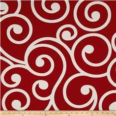 Richloom Solarium Outdoor Best Red