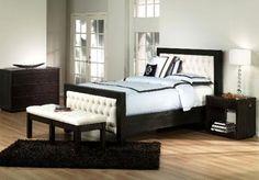 Urban Woods - Beyond Sustainable Furniture: furniture collections Wood Bedroom Sets, Clean Bedroom, Master Bedroom, Diy Bedroom, Bedroom Ideas, Modern Wood Furniture, Contemporary Furniture, Furniture Design, Headboard And Footboard