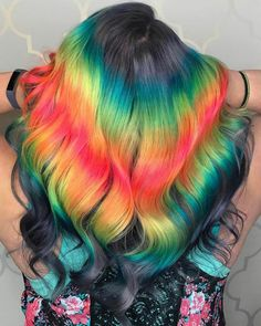 Shine Line Hair Is The Newest Trend Going Viral On Instagram