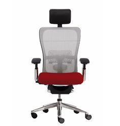 """""""Zody"""" executive seating by Haworth."""
