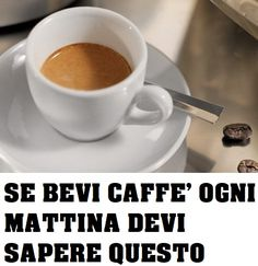 Bevi Caffè ogni mattina? Allora devi proprio leggere questo In Natura, Kefir, The Cure, Health Fitness, Tableware, Instagram Posts, Desserts, Bukowski, Pane