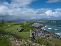 Tralee Golf Course, Co. Kerry.