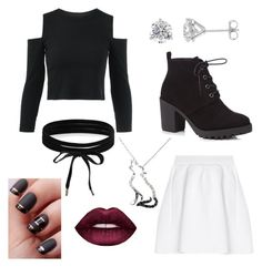 """""""Untitled #254"""" by alisha-dovey on Polyvore featuring malo, Red Herring, Boohoo and Malin + Mila"""