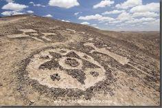 Geoglifos del desierto de Atacama