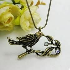 Bird necklace 1