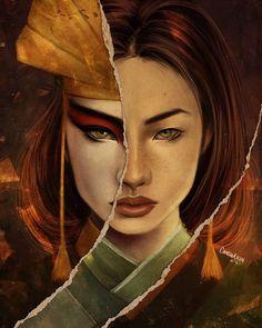Avatar Aang, Suki Avatar, Avatar Legend Of Aang, Team Avatar, Legend Of Korra, Avatar Cartoon, Avatar Funny, The Last Avatar, Avatar The Last Airbender Art