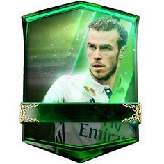 Gareth Bale FIFA Mobile 17 - 99 | Futhead Sports Picks, Ea Sports, Soccer Sports, Gareth Bale, Fifa 17 Ultimate Team, European Soccer, Sports Graphics, Zinedine Zidane, Soccer Training