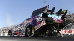 Seven-time NHRA Funny Car race winner Courtney Force doesn't need to be reminded that underdogs do beat the odds once in a while.The John Force Racing Traxxas Chevrolet Camaro SS Funny Car ...