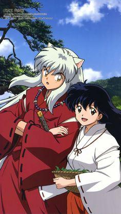 Inuyasha Cosplay, Inuyasha And Sesshomaru, Kagome And Inuyasha, Kagome Higurashi, Otaku Anime, Manga Anime, Cute Best Friend Tattoos, Naruto Fan Art, Old Anime