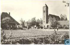 Ansichtkaarten - Dirkshorn - Dirkshorn - Geref. Kerk