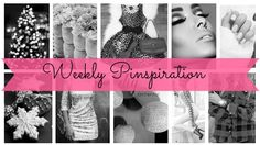 WEEKLY PINSPIRATION OVER AT ------> glamgirlxo.blogspot.com