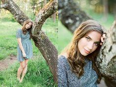 Morgan | Salem, Oregon High School Senior Portraits | Contax 645 + Mastin Labs