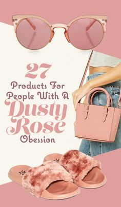 27 Products For People Who Have A Dusty Rose Obsession  (11/8/2016)