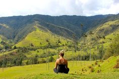Seven Continents Sasha shares everything to See and Do in the coffee-producing, cowboy town of Salento, Colombia!