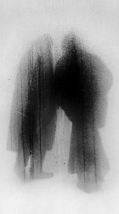 John Batho |  from Present and Absent series of black and white pieces (Présents et Absents, c. 1990)