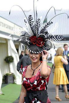 Derby glamour