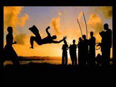 SONG: Cantigas de Capoeira (medley) - 1:30 to 2:33 Jogo Areppiado - 2:34 to 3:05 O sim sim sim , O nao nao nao - 3:06 to 3:37 A bananeira Caiu - 3:38 to 4:18 Eu pisei na folha séca - 4:49 to 5:20 again Jogo Areppiado - 5:21 to 6:12 Quebra milho como gente