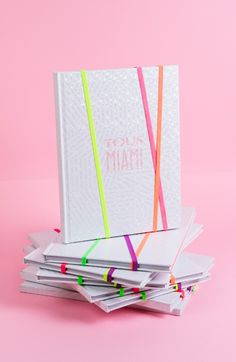 TOUS CATALEG LOOKBOOK SS 2015 Creative Studio, Book Cover Design, Book Design, Inspirational Books, Design Firms, Art Studios, Art Direction, Pastel, Neon