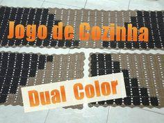 Jogo de Cozinha Dual Color