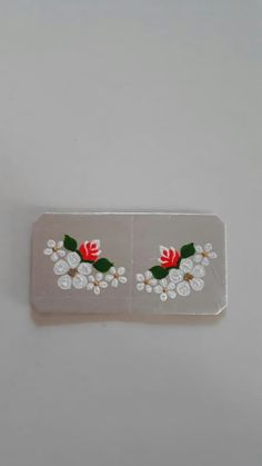Flower Nails, Manicure And Pedicure, Nail Designs, Nail Art, Stickers, Flowers, White Nail Beds, Art Nails, Perfect Nails