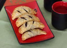 My Kitchen Snippets: BBQ Pork Hand Pies/Char Siew Hand Pies