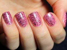 Shimmer Polish Vicki  Globe & Nail