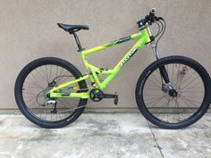 2003 Cannondale Jekyll 800