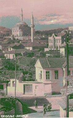 Pasini Deci Lalov Perod, Turska Renesansa, Barok, Vienska Sesesija Macedonia, Paris Skyline, Taj Mahal, Building, Travel, Historical Pictures, Viajes, Buildings, Destinations