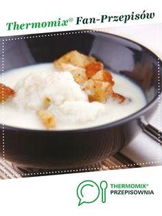 Zupa kalafiorowa jest to przepis stworzony przez użytkownika Thermomix. Ten przepis na Thermomix<sup>®</sup> znajdziesz w kategorii Zupy na www.przepisownia.pl, społeczności Thermomix<sup>®</sup>. Mashed Potatoes, Food And Drink, Ethnic Recipes, Thermomix, Whipped Potatoes, Smash Potatoes