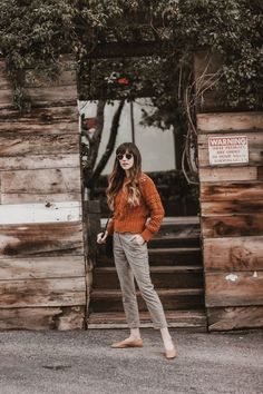 9f1917df6b Cropped Sweater + Cropped Pants - Jeans and a Teacup