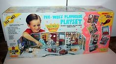 PEEWEE HERMAN'S PLAYHOUSE!