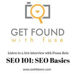 SEO Basics of Getting started, SEO Basics, SEO Tips, Photography Tips, Photography Tutorials, Photo Tips, Photography Business Tips