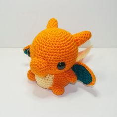 Charizard by Heartstringcrochet.deviantart.com on @DeviantArt