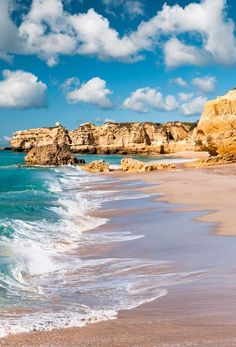 Live weather in Algarve. The latest and todays weather in Algarve, Portugal updated regularly. Weather map for resorts in Algarve. Portugal Travel, Spain And Portugal, Beach Photography, Travel Photography, Scenery Photography, Landscape Photography, Places To Travel, Places To See, Vacation