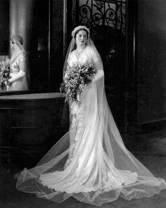 Resultado de imagen para bridal gown 1930